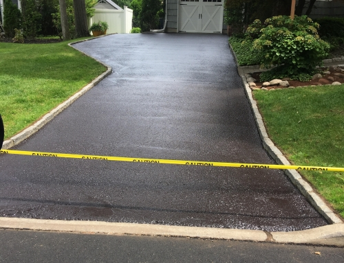 Sealcoating in Oradell